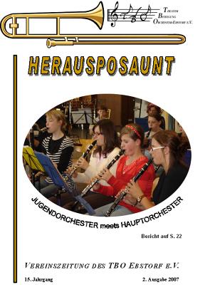 Herausposaunt 2/2007