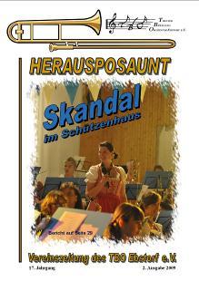 Herausposaunt 2/2009
