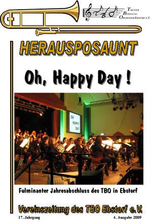 Herausposaunt 4/2009